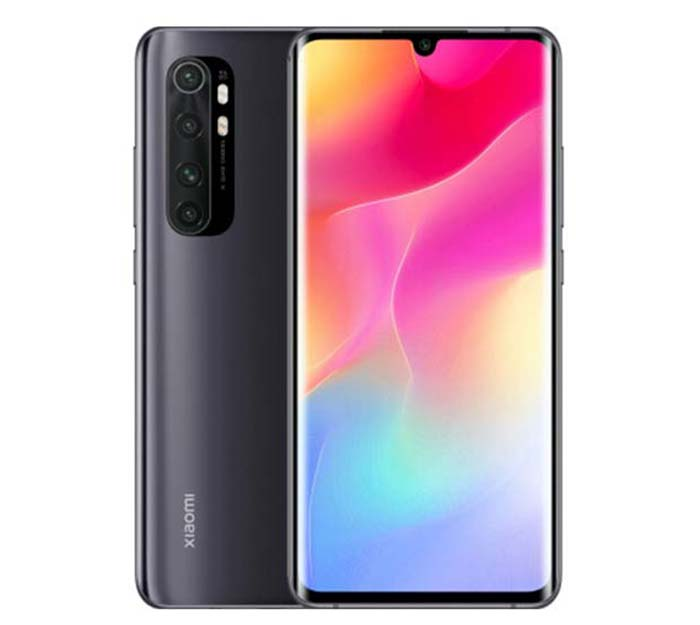 картинка Смартфон Xiaomi Note 10 Lite EU 6+64 Midnight Black от магазина ДомКомфорт