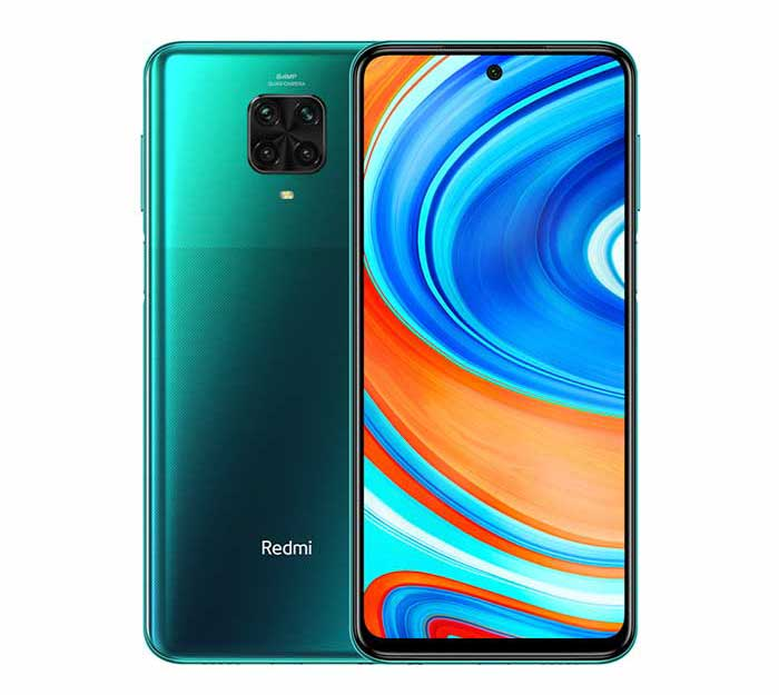 картинка Смартфон Xiaomi Redmi Note 9 Pro EU 128G Tropical green от магазина ДомКомфорт