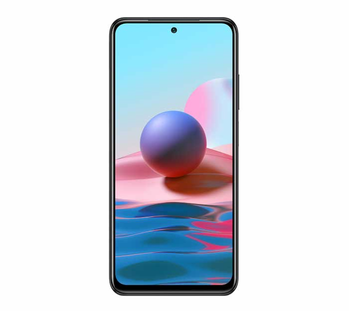 картинка Cмартфон Xiaomi Redmi Note 10 4+64G Onyx Gray от магазина ДомКомфорт